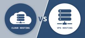 VPS vs. Cloud Hosting for your new website?